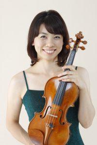 冨沢 由美 :バイオリン