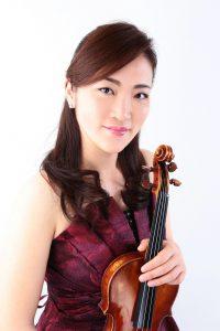 山崎 響子 :バイオリン