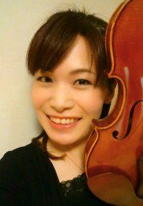 田代 藍 :バイオリン